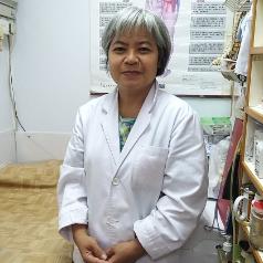阮愛蓮中醫師